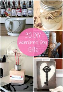 30 DIY Valentines Day Gifts