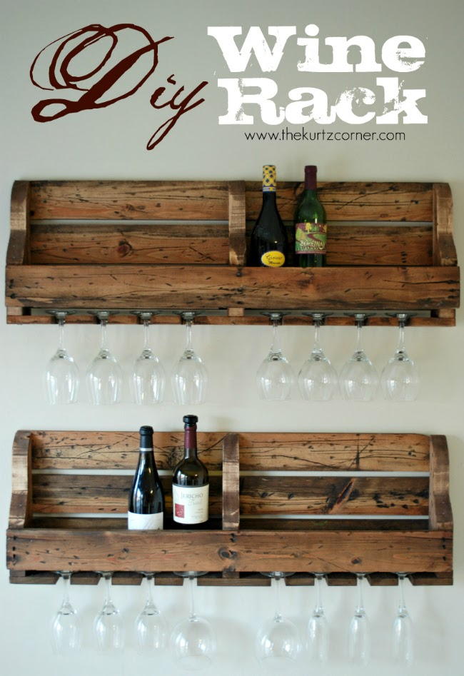 diy wood wine rack plans | Discover Woodworking Projects