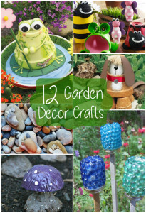 12 Garden Decor Crafts