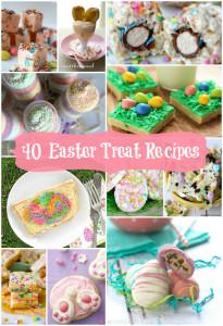 40 Scrumptious Easter Treat Recipes