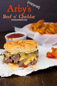 Arbys Beef n Cheddar Recipe