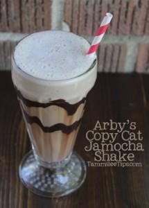 Arbys Jamocha Shake Recipe