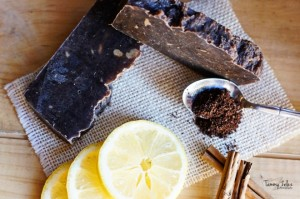 Coffee Spice Bar Soap Recipe