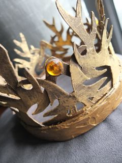 DIY Game of Thrones Jofferys Crown Craft