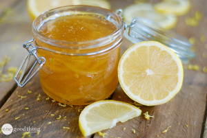 Easy and Simple Lemon Jam