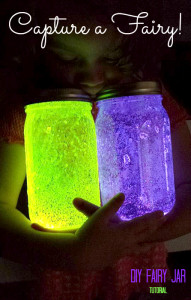 Fairy Jar for Kids