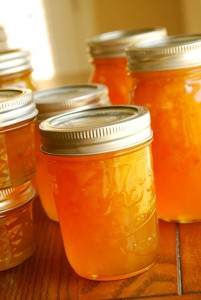 Fresh Peach Jam Recipe