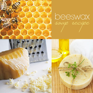 Homemade Beeswax Soap Recipe