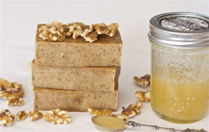 Honey Walnut Milk Soap Recipe