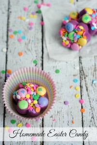 Kid Friendly Homemade Easter Candy