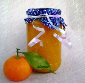 Mandarin Whisky Marmalade Jam Recipe