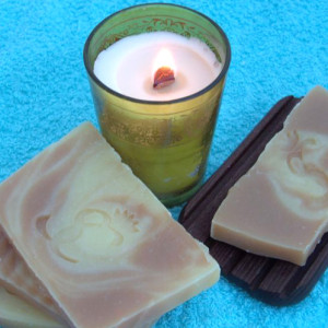 Marbled Beer Soap Recipe