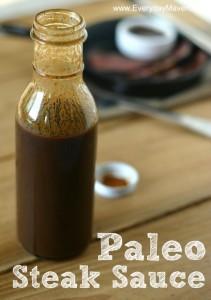 Paleo Steak Sauce