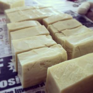 Pure and Mild Castile Soap Recipe