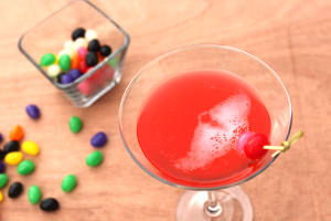 The Fuzzy Bunny Martini Recipe