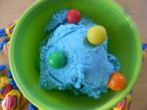 Bubble Gum Flavored Ice Cream Recipe