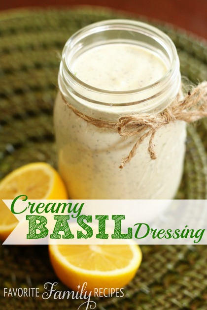 15 Homemade Salad Dressing Recipes | The Craftiest Couple