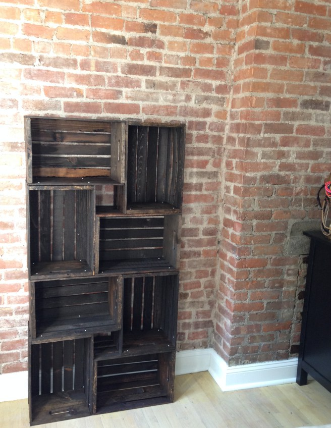 12 Creative Diy Projects From Wooden Crates The