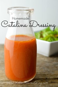 Homemade Catalina Dressing Recipe