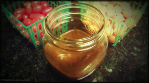 Spicy Maple Balsamic Vinaigrette Dressing