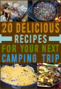 20 Delicious Camping Recipes