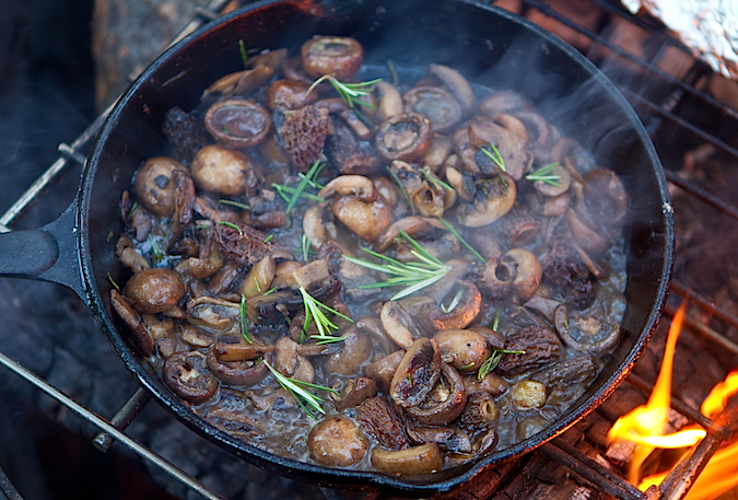 20 Delicious Recipes For Your Next Camping Trip The