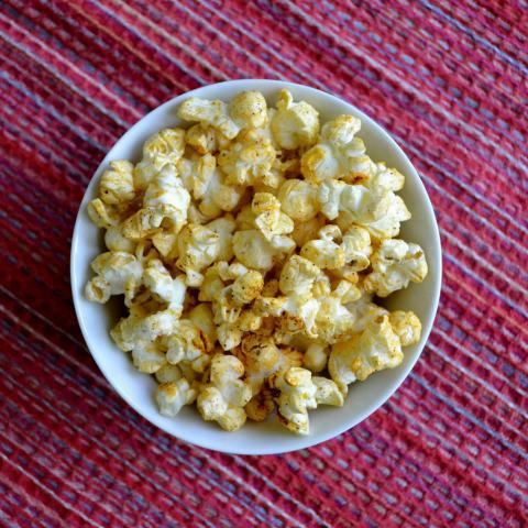Fiesta Popcorn Recipe