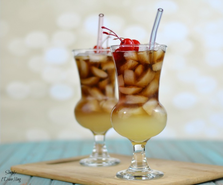 Blueberry Pomegranate Long Island Iced Tea Recipe