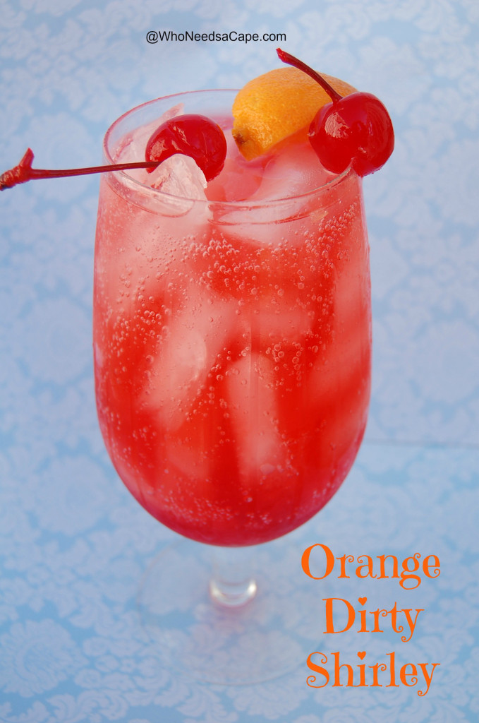 Orange Dirty Shirley